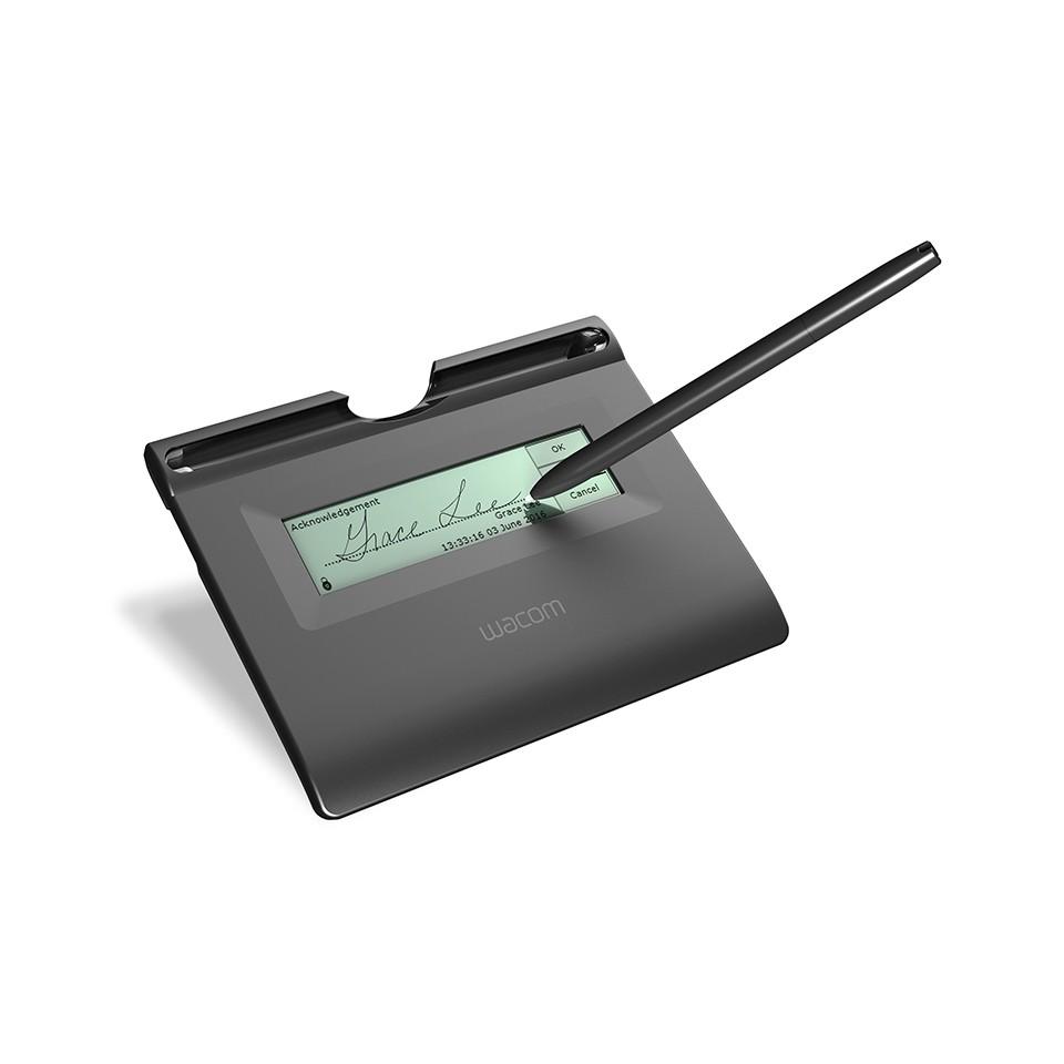 Aparato firma biométrica wacom